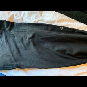 lululemon athletica Pants - Lululemon groove flare reversible pants
